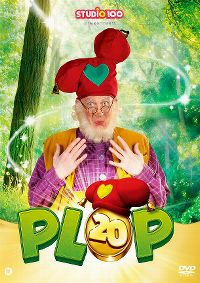 Cover Kabouter Plop - Plop 20 [DVD]